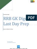 Rrb Digest Final