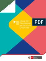 1. Guia Del Programa Induccion Docente