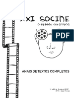 Anais de Textos Completos Do XXI Encontro da SOCINE (2018)