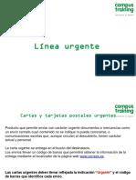 Línea Urgente