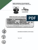 Directivas de Directivas Grsm