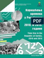 Како Срби Проводе Слободно Време - Free Time Statistics 2015