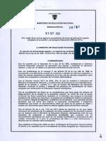 Resolucion 20797 de 2017 - Mineducacion