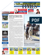 July 27, 2018 Strathmore Times