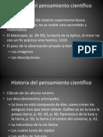 Hist Pensamiento Científico Galileo-Descartes (Koyre Cap IV)
