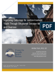 Improving Outcomes for Justice-Involved Youth Through Structured Decision-Making and Diversion