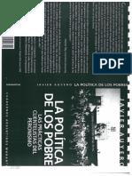 LIB. 1 La Política de Los Pobres