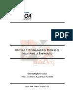 Introdução a Processos Intdustriais