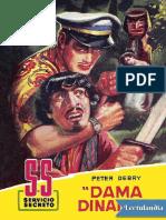 Dama Dinamita o El Hijo Del Gangster - Peter Debry