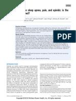 Obstructive Sleep Apnea, Pain, And Opioids is.22.Pdf444