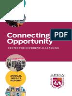 CEL 2018 Interactive Annual Impact Report