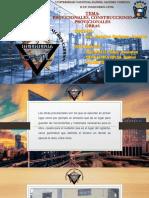 Obras Provicionales - Instalaciones Provicionales