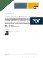 SSO for Non-SAP Apps