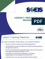 CO500 Lesson 7