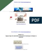 Materiales y Accesorios Para Trabajar en Bisuteria - Curso Educagratis