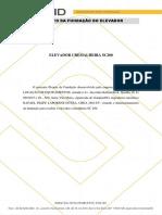 PROJETO FUNDAÇÃO - CS200
