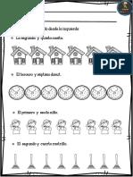 Actividades Para Trabajar Los Números Ordinales (1)