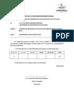 Informe de Salud Ocular Mayo 2018