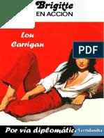 Por via Diplomatica - Lou Carrigan