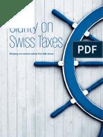 Clarity on Swiss Taxes 2017 En