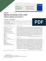 Giraud2013 Obesity and Migraine