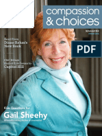 Compassion and Choices Spring 2016