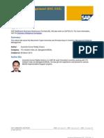 Inventory Management (0IC_C03) Part - 3
