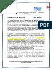 COMUNICADO Nº 7 Departamental