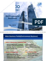 POSCO Reference Environment Business(수자원소개용) (1)