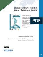 América Latina. Entre La Modernidad Líquida y La Sociedad Licuada