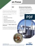 Transformer Oil Leaks