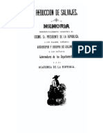 Reducción de salvajes Rafael Uribe Uribe 1907