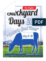 Stockyard Days 2018