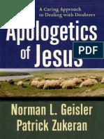 The Apologetics of Jesus - Norman Geisler.pdf