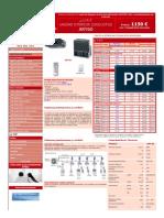 Aire Acondicionado Fujitsu VRF
