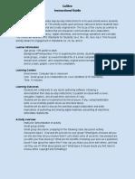 calibre instructional guide