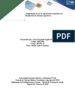 Diplomado Linux - UNAD - Paso 2