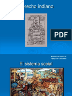 derecho indiano power point fessia