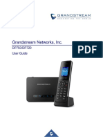 DP750 DP720 User Guide