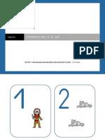 Tarjetas - Numeros Del 1 Al 10