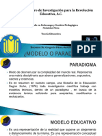 Modelo o Paradigma