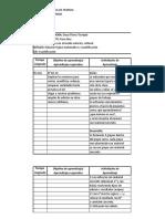 Planificacion de Matematica Prebasica