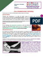 1. Historia de La Traumatologia y Ortopedia. 2G