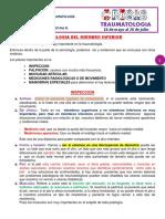 4. Semiologia de Miembro Inferior. 2G