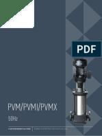 Pentair PVM Brochure ESa