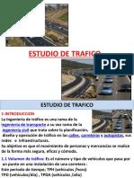 2- Estudios de Tráfico Vehicular