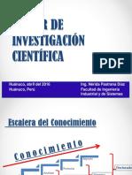 Taller Investigacioncientifica 2016