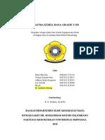 CASE PDL TB PARU + DM TIPE II