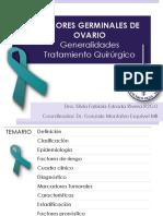 Tumores Germinales de Ovario