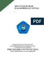 Cover Karya Tulis